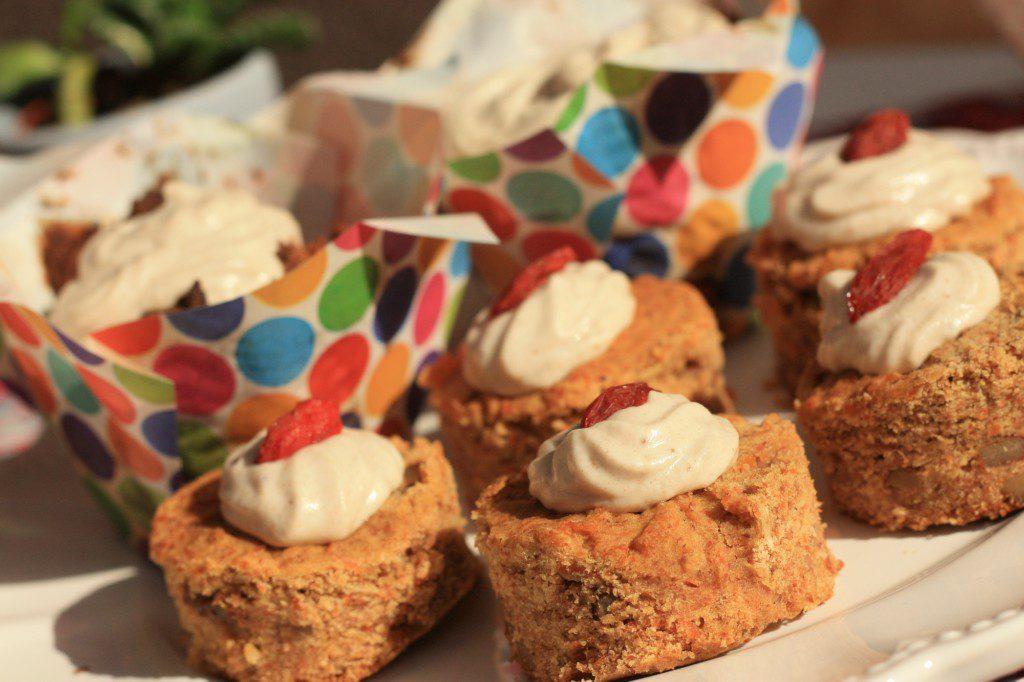 Mrkvový dort či muffiny